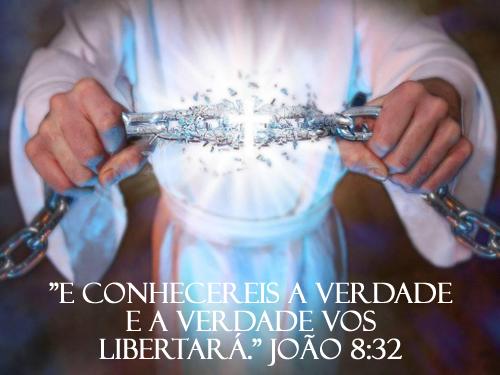 João8.32